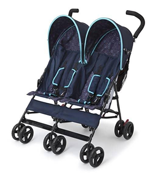 Delta-Children-LX-Side-by-Side-Stroller