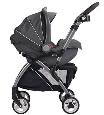 Graco-Snugrider-Elite-Stroller-combine