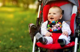 How to Clean Baby Stroller