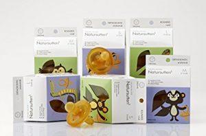Natursutten BPA-Free Natural Rubber Pacifier