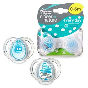 Tommee Tippee Closer To Nature Everyday Pacifier