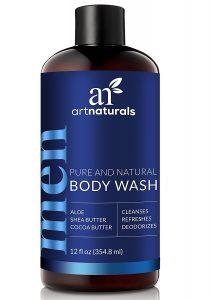 ArtNaturals Men's Natural Body Wash