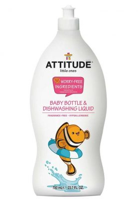 Attitude Baby Bottle Soap