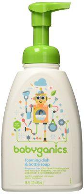 Babyganics Bottle Soap
