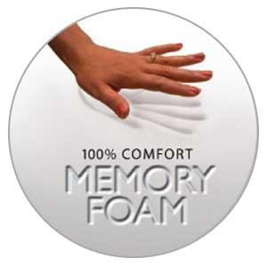 Diono Radian RXT-memory-foam