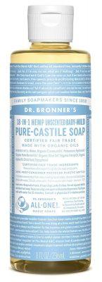 Dr. Bronner Baby Bottle Soap