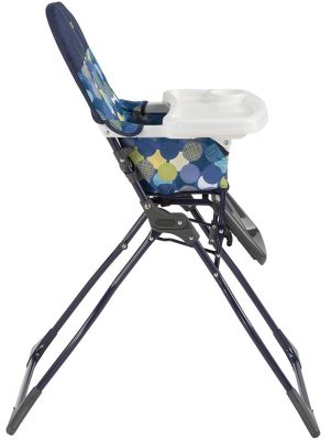 Cosco Simple Fold High Chair - side