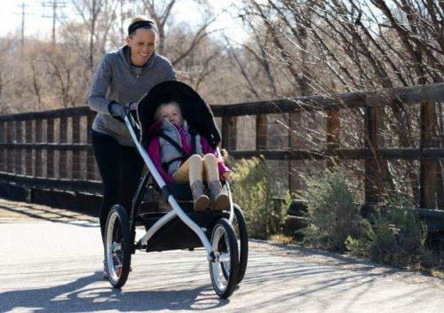 Jogging-Strollers-winter