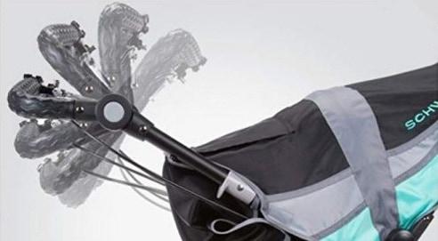 Schwinn Arrow Jogging Stroller-adjustable handle