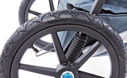 Thule Urban Glide Jogging Stroller-suspension