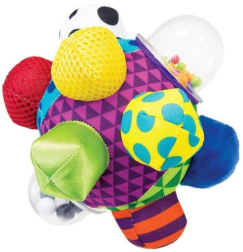 Bumpy-Ball