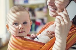 Baby-Wrap