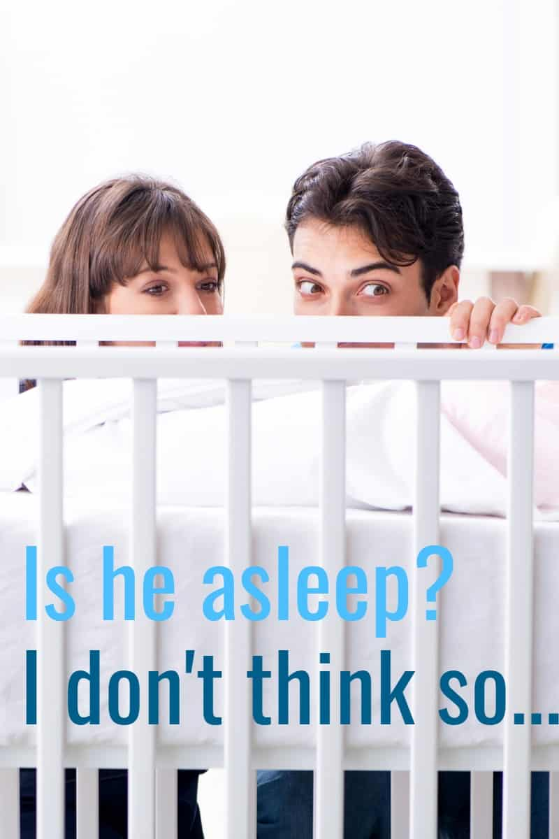 Baby Won't Sleep in the Bassinet