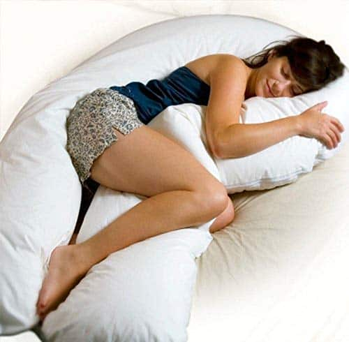 Comfort-U-Total-Body-Support-Pillow