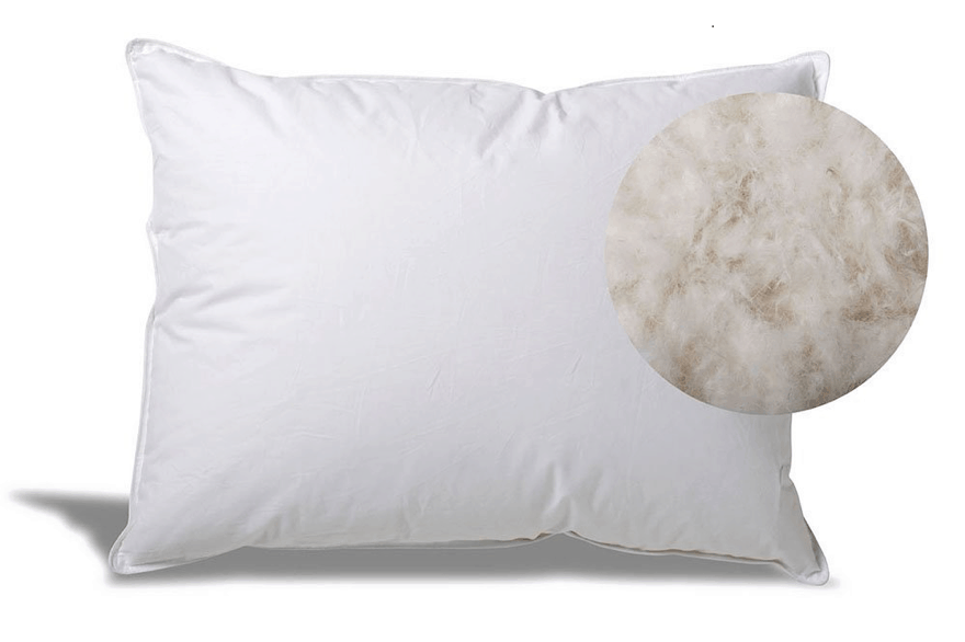 Extra-Soft-Down-Filled-Pillow-for-Stomach-Sleepers-w-Cotton-Casing-Made-in-the-USA-Standard