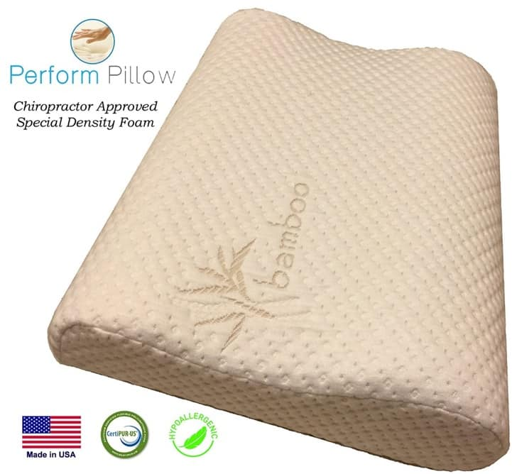 Memory-Foam-Neck-Pillow