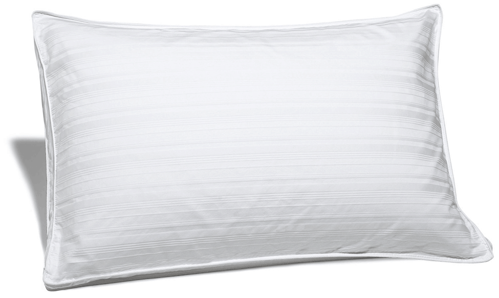 Pinzon-Hypoallergenic-White-Duck-Down-Pillow