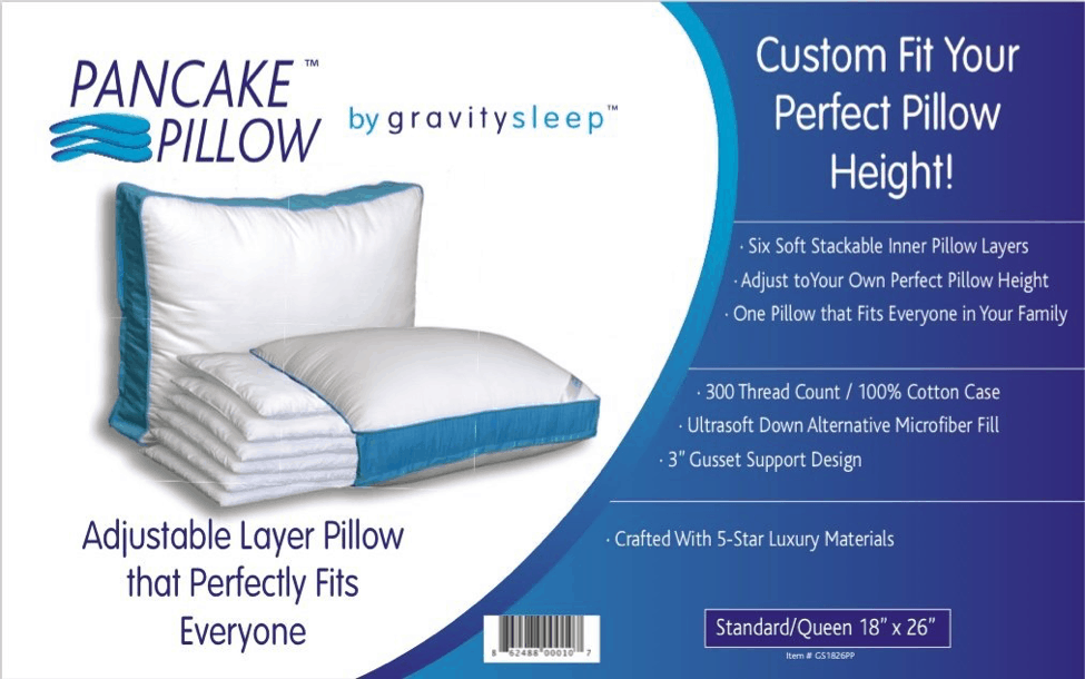 The-Pancake-Pillow-Features