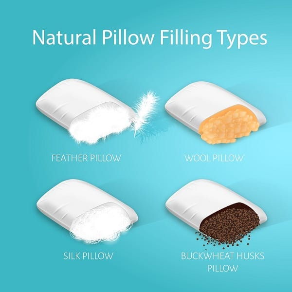 pillow filling