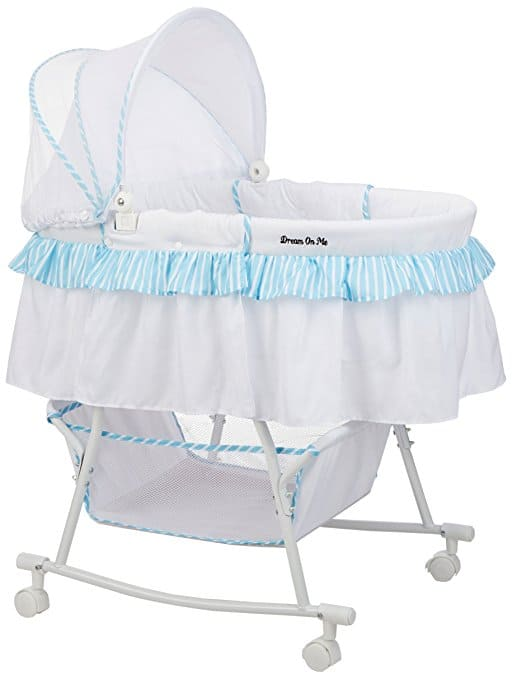 Dream on Me best Bassinet
