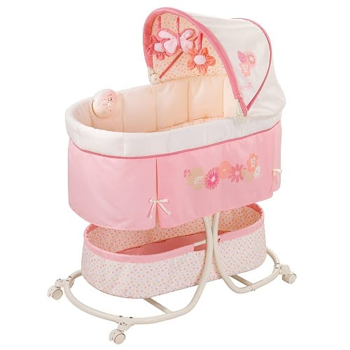 Summer Infant Best Bassinet with Motion
