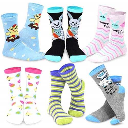 Easter-Novelty-Socks