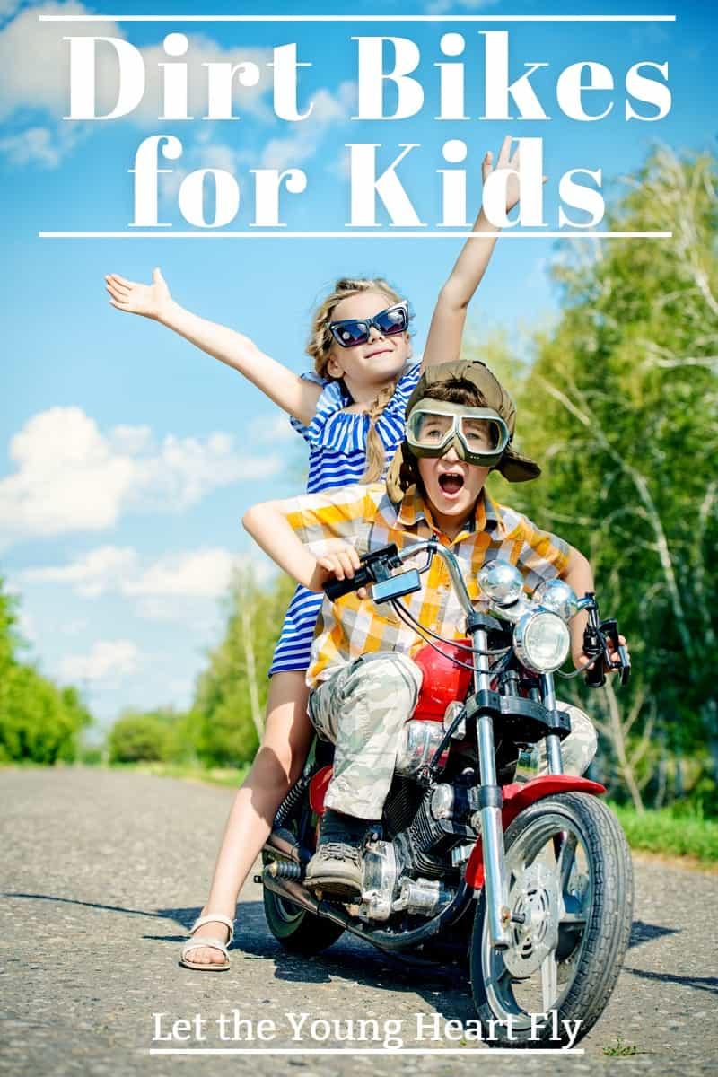 Best Dirt Bikes for Kids share