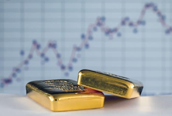 14k gold price ingot light