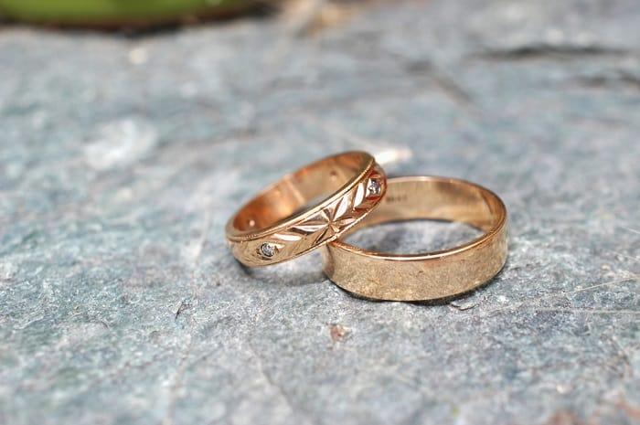 14k gold price rings