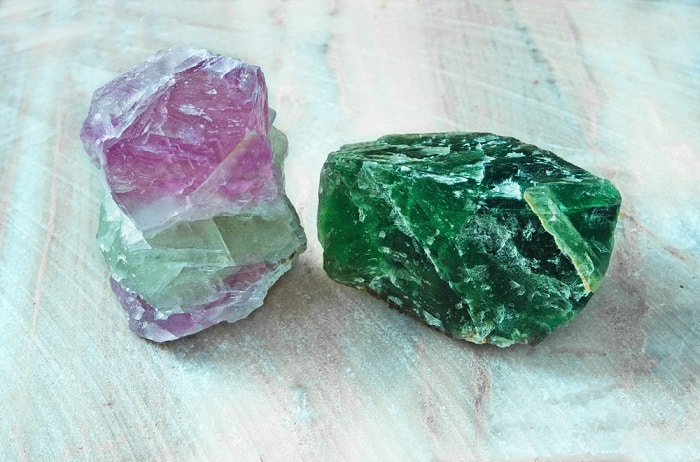 Best Crystals for focus Fluorite