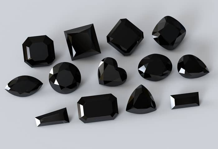 Black Diamond cuts