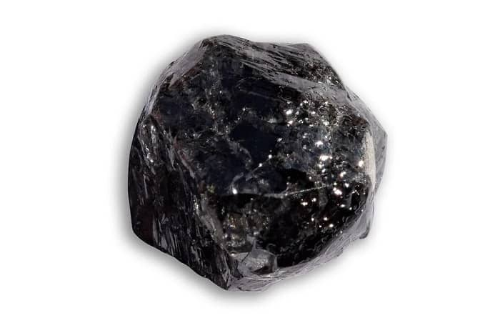 Black Gemstones diamond rough