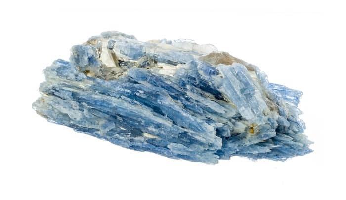 Crystals for protection Blue Kyanite