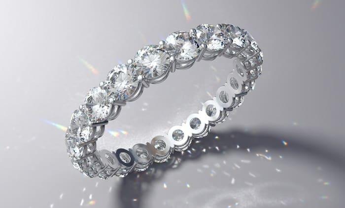 Diamond Accents Round light