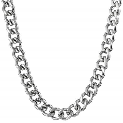 Necklace Chain Types Curb chain