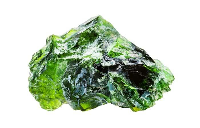 green gemstones list diopside