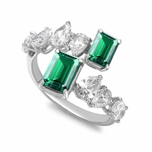 green gemstones list kennedy replica