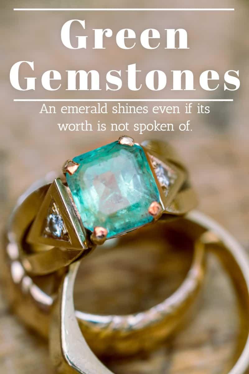 green gemstones list share