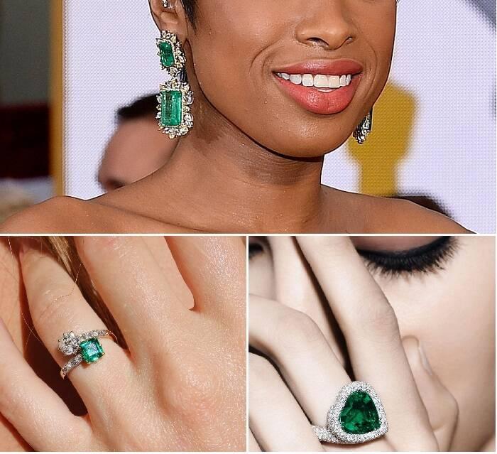 green gemstones list skin tone
