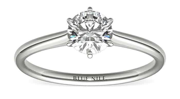 types of ring settings Tiffany