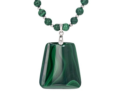 Best Crystals for Focus Malachite necklace