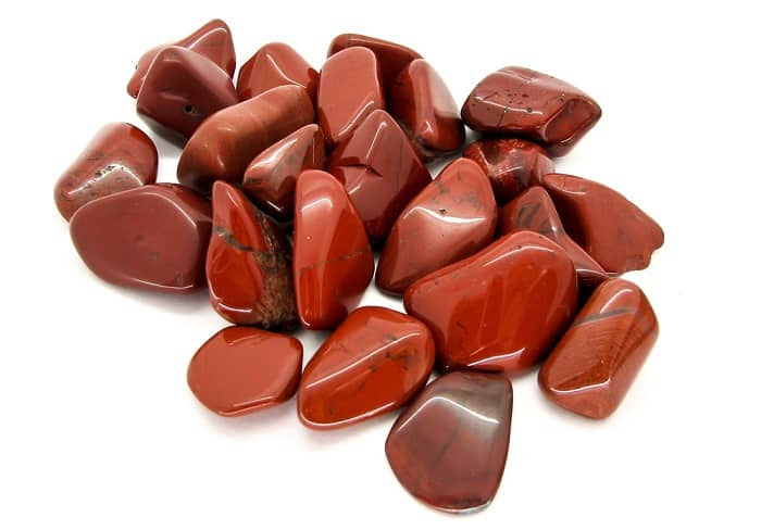 Best Crystals for Root Chakra Red Jasper