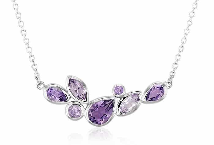 List Popular Gemstones Amethyst