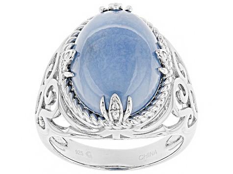 List Popular Gemstones Anglesite ring