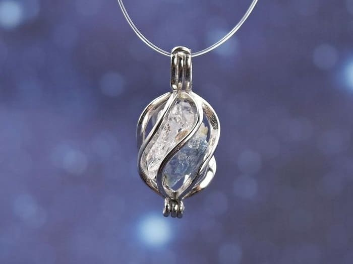 List Popular Gemstones Jeremejevite pendant