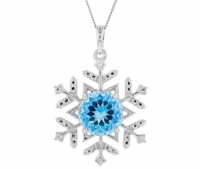 List Popular Gemstones Mystic Quartz pendant