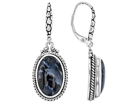 List Popular Gemstones Pietersite earrings