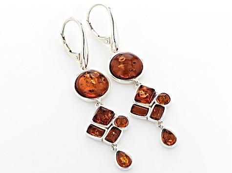 List Popular Gemstones amber earrings