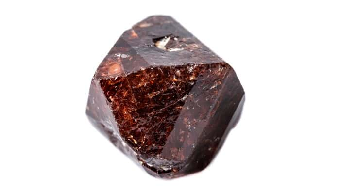 january birthstone Red Zircon