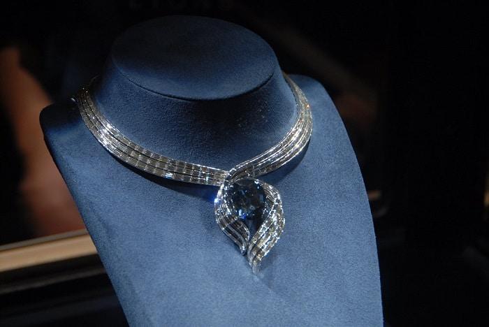April Birthstone The Hope Diamond